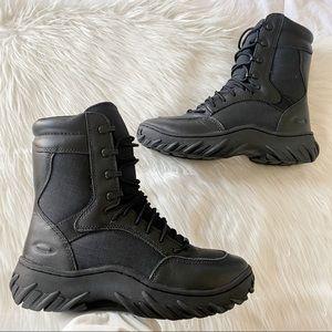 Oakley Vibram Black Combat Boots